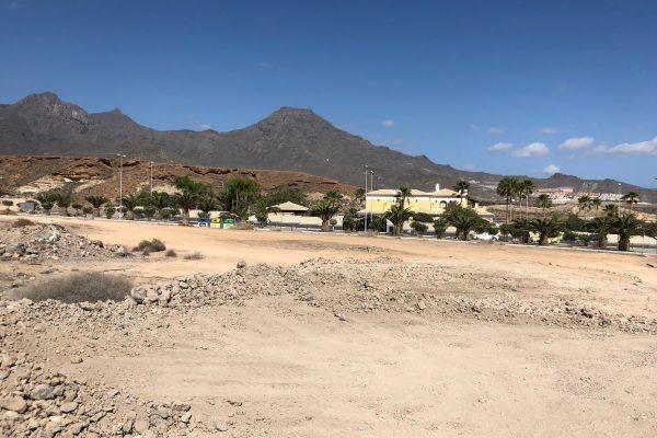 Building plot – 14 Macaronesia La Caleta.