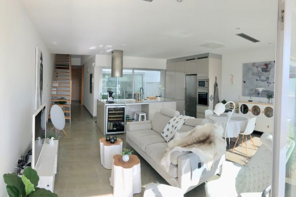 15 Caleta Palms  duplex 3bed – 2 bath apartment