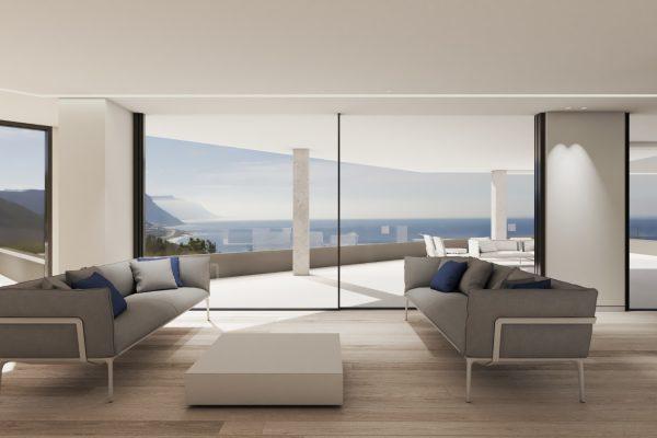 Sunset penthouse loft 350sqm Costa Adeje