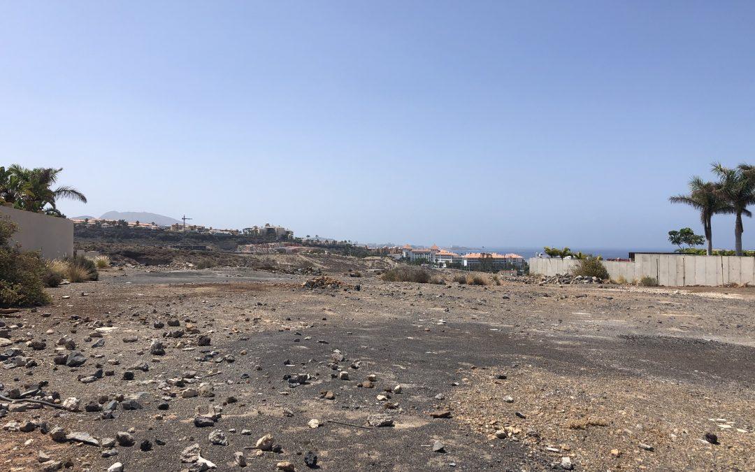Building plot  – Avda Macaronesia plot 25 – La Caleta