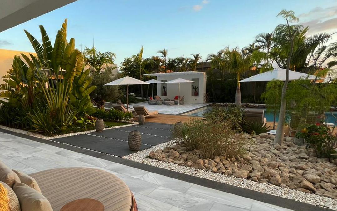Prestigious property close to the village of La Caleta and Golf of Costa Adeje.